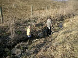 Erosion and Weathering Walk