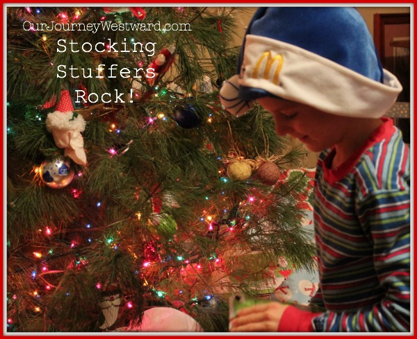 More than 100 ideas for educational stocking stuffers!