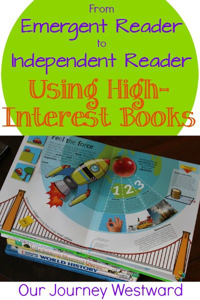 Using High-Interest Books to Transition Emergent Readers to Independent Readers