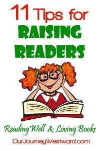 11 Tips for Raising Readers