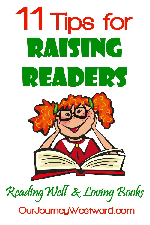 11 Tips for Raising Readers