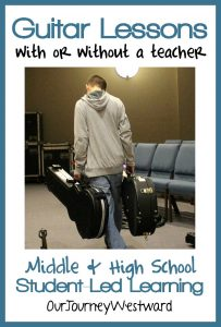 Guitar Lessons With or Without a Teacher