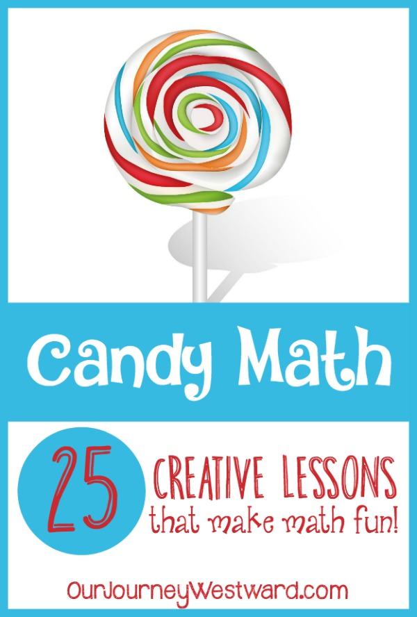 Engage elementary and middle school students with these 25 creative candy math activities that cover all kinds of math concepts!