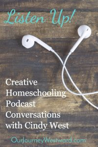You'll love these homeschool podcast interviews covering everything from nature study to frugal homeschooling.