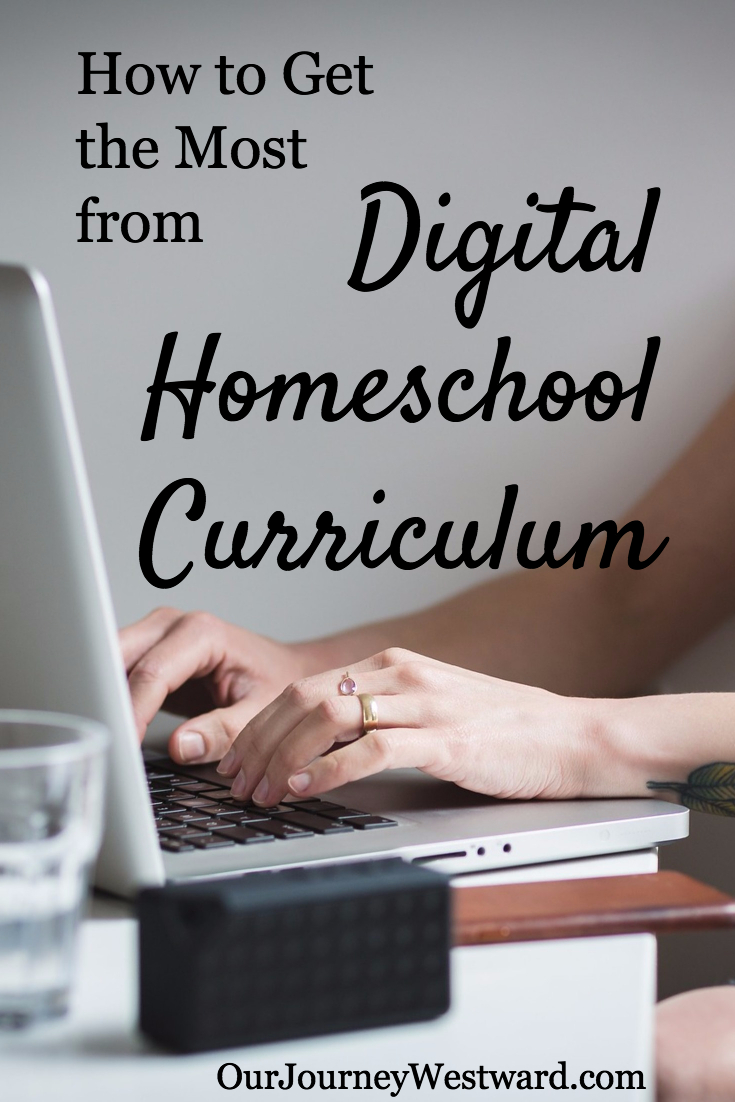 How to Get the Most from Digital Curriculum