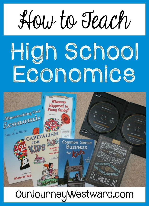 How To Teach High School Economics