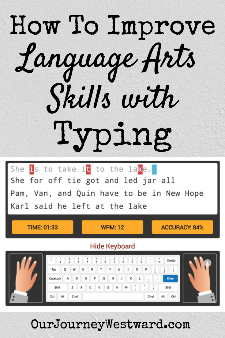 How To Improve Language Arts Skills with Typing