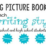 Picture books are great tools to teach writing styles! Great lesson ideas here!
